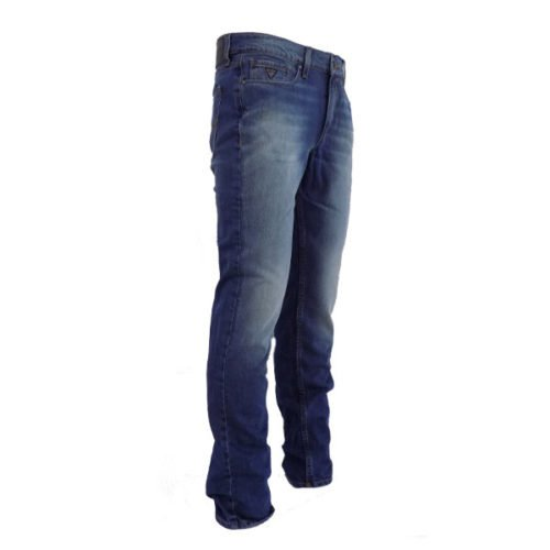 GUESS MEN'S SKYE SLIM STRAIGHT JEANS