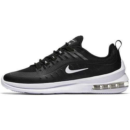 NIKE AIR MAX AXIS BLACK SNEAKERS