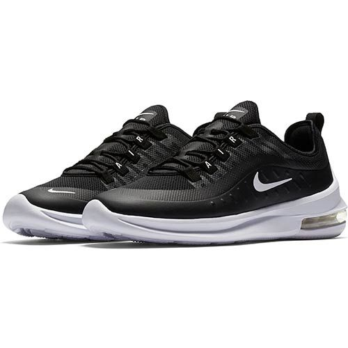 timeless design a881a bba45 NIKE AIR MAX AXIS BLACK SNEAKERS