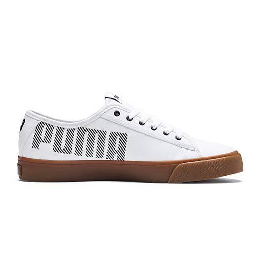 PUMA BARI SL WHITE SNEAKERS