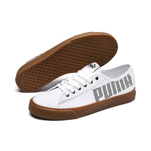 115a952485b PUMA BARI SL WHITE SNEAKERS – Skipper Bar