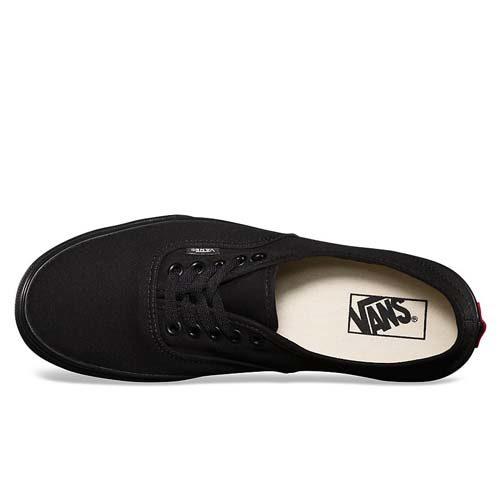 Vans Mono Black Authentic VAN8BB