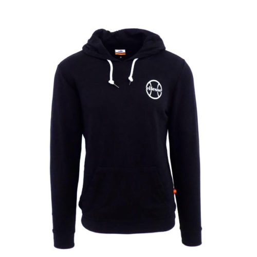 ellesse-Heritage-Hooded-Tennis-Ball-Logo-Fleece-Black-ELL619B