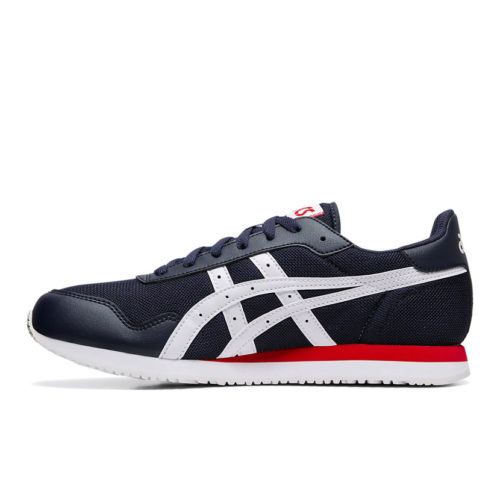 ASICS TIGER RUNNER NVY WHT RED