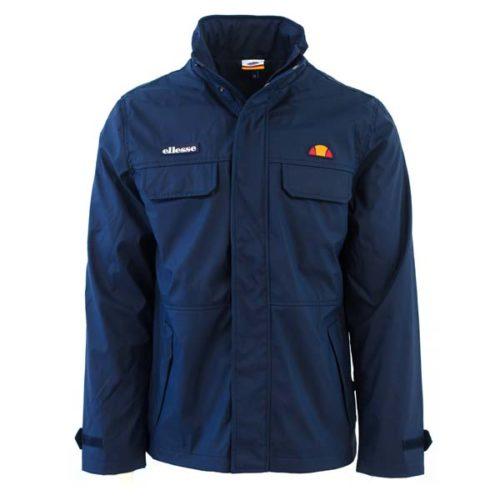 ellesse Heritage Rain Jacket Dress Blue ELL612DB
