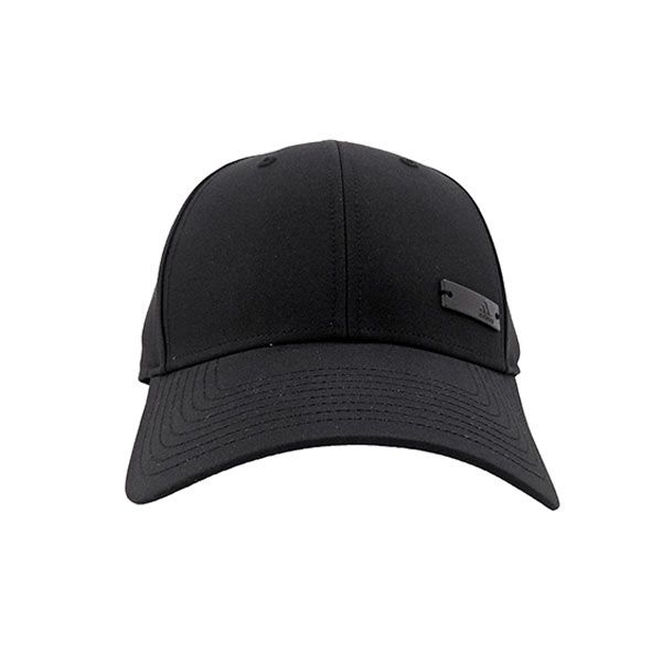 ADIDAS PERFORMANCE 6 PANEL LIGHTWEIGHT METAL CAP BLACK ADD1885B