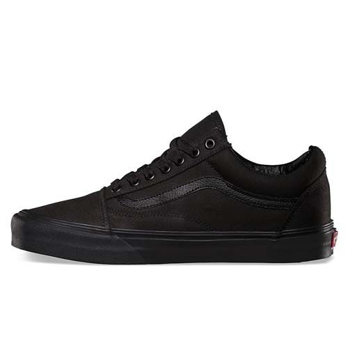 Vans Black Black Old Skool VAN9BB