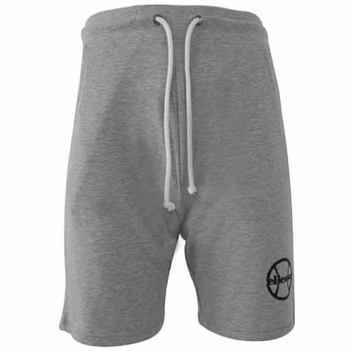 ellesse Heritage Tennis Ball Logo Grey Short