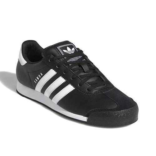 adidas Originals Samoa Black White