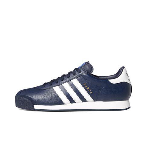 adidas Originals Samoa Navy Sneakers
