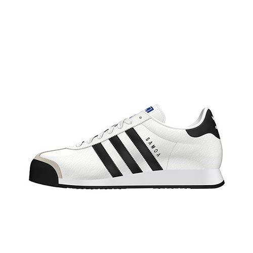adidas Originals Samoa Sneakers White Black