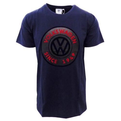 volkswagen-chest-logo-print-tshirt-navy-vw49n