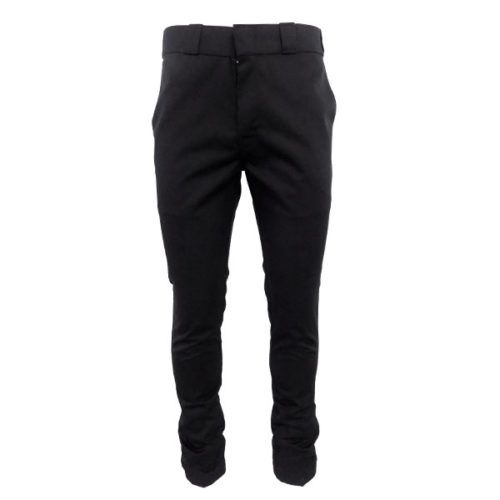 DICK5BK DICKIES SLIM 847 TROUSER BLACK 1