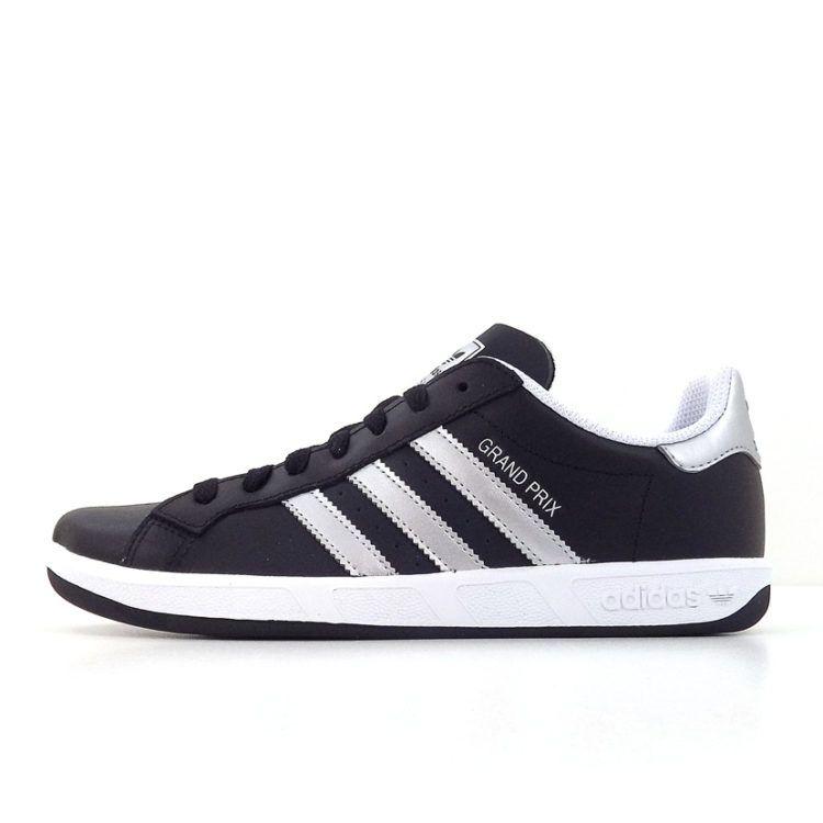 adidas Grand Prix Black Run White ADD2354B 1