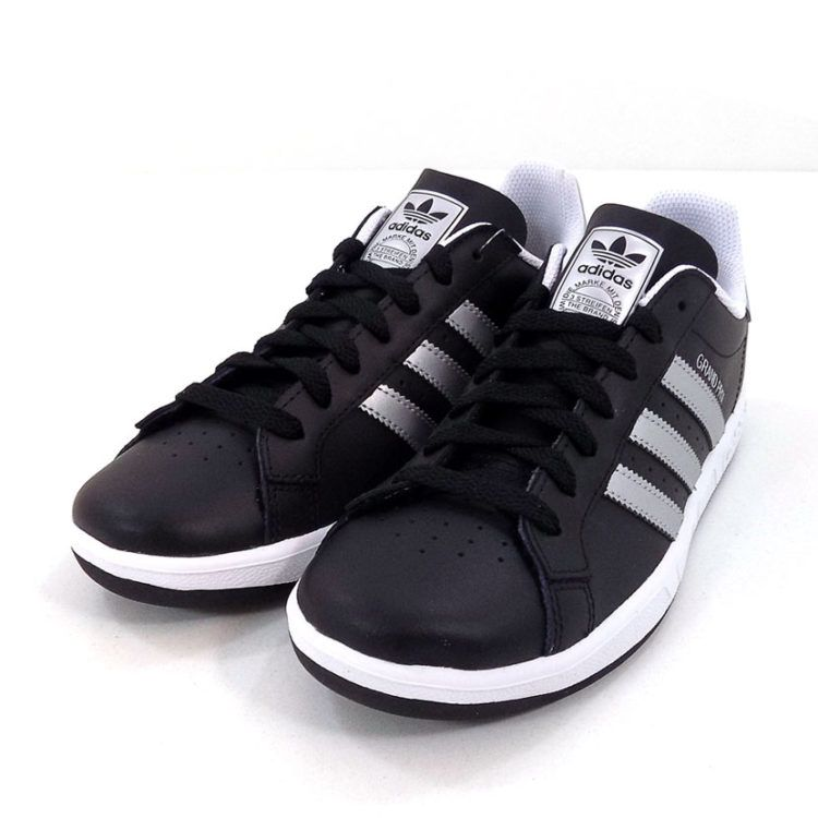 adidas Grand Prix Black Run White ADD2354B V3 1