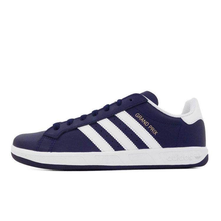 adidas originals grand prix mens navy white add2354n 1b6 1