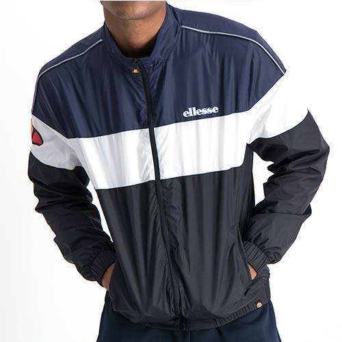 ELL850R LIGHT WEIGHT MESH LINED ZIP UP JACKET