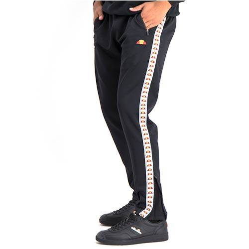 ELL881B TAPE DETAIL TRACK PANTS
