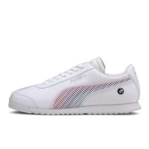 puma bmw m motorsport roma mens white pma1711pw 6e2