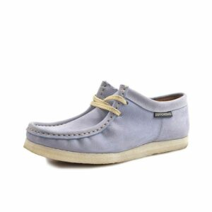 GRASSHOPPER TINT LUPENI BLUE SUEDE SHOES GRA13BL v