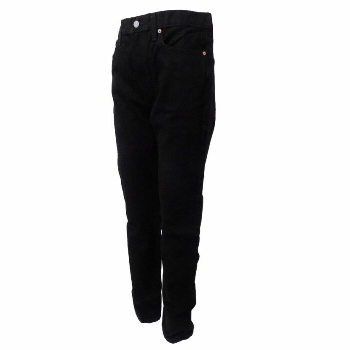 LEV522BB LEVI SLIM TAPER BLACK JEANS 34827 0000 V2