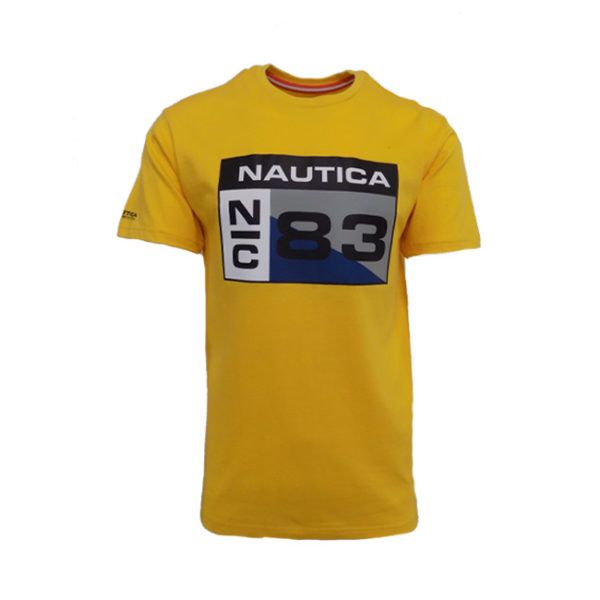 NAUTICA-COMPETITION-LAGAN-TSHIRT-YELLOW-NTC009Y-V1