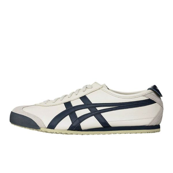 ONS14BI ONITSUKA TIGER MEXICO 66 MENS BIRCH INDIA INK LATTE DL408 1659 V1