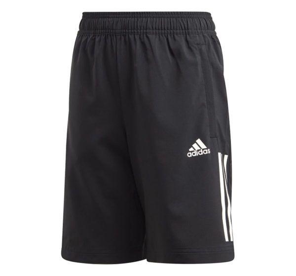 ADD3844YB 3 Stripes Shorts Black FK9499 V1