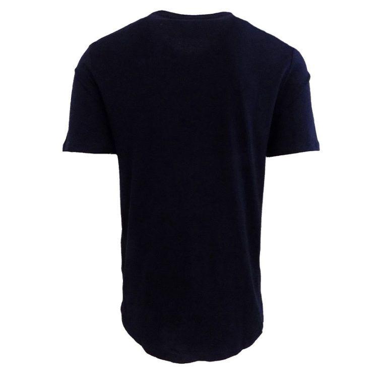 DICK173N Horse Shoe T Shirt Navy 0100113 V4
