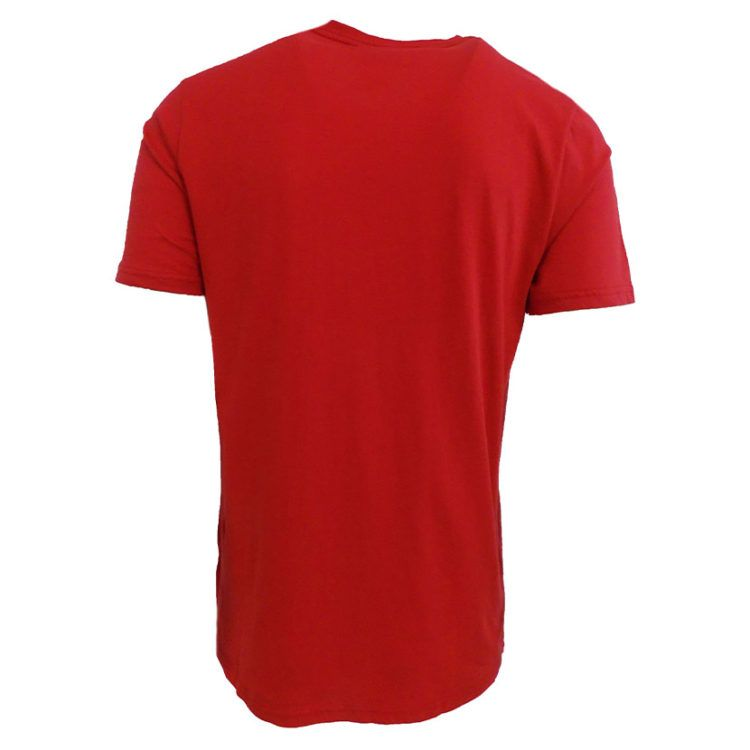 DICK173R Horse Shoe T Shirt Red 0100111 V4