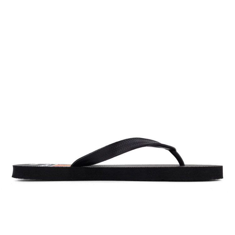 ELL1130B-Fashion-Flip-Flop-Charcoal-Black-M201294A-V2