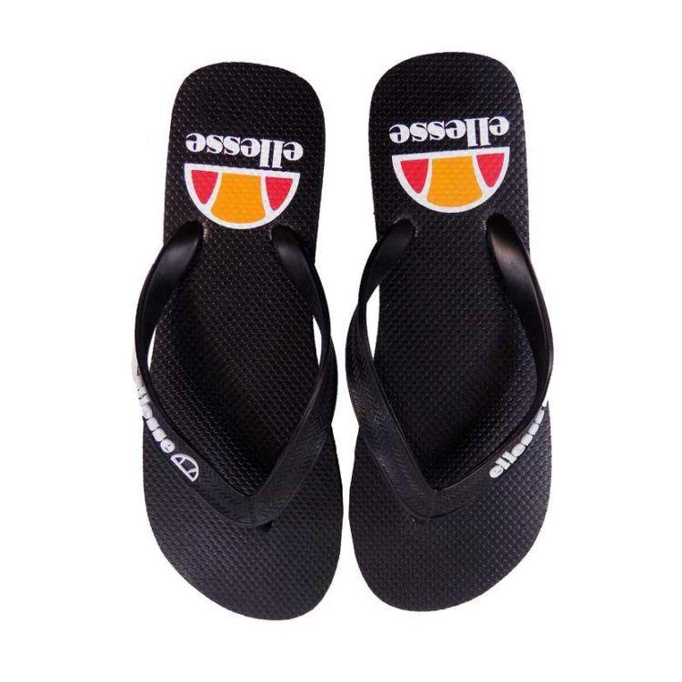 ELL1130B-Fashion-Flip-Flop-Charcoal-Black-M201294A-V4