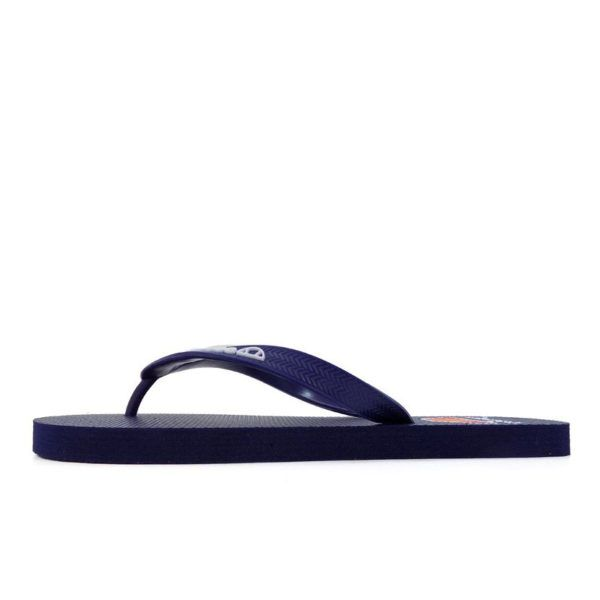 ELL1130N Fashion Flip Flops Navy M201294B V1