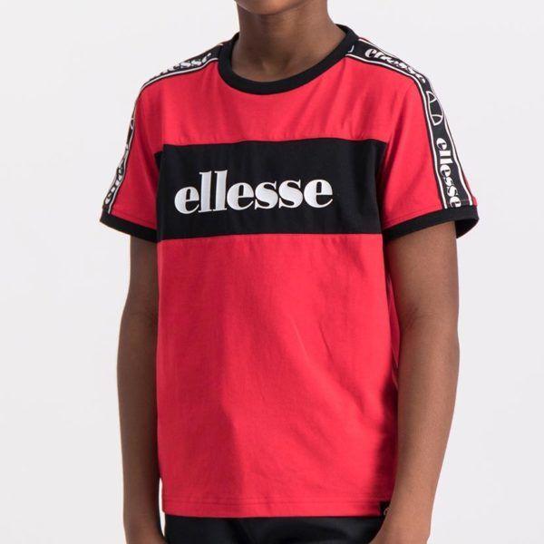 ELL984YR-ELLESSE-Taped-T-shirt-Red-ELS20-0166AB-V1