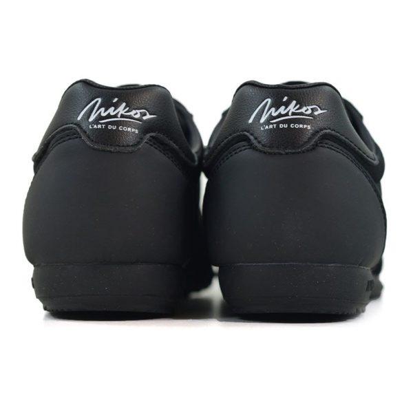 KOS920B Nikos Casual Shoes Black Red White NKS20 300F V4