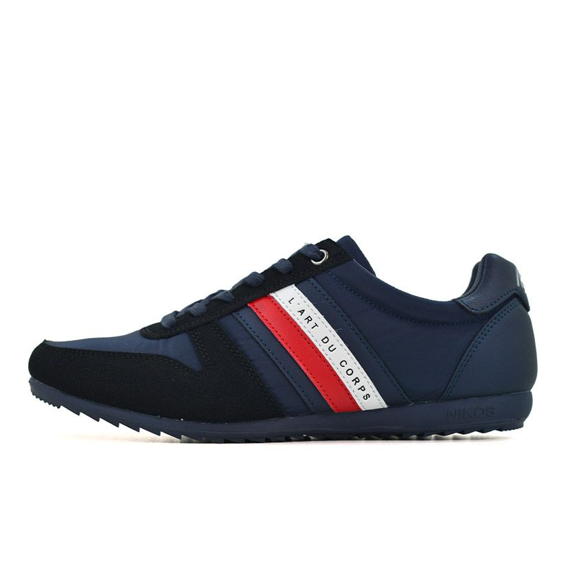KOS920N NIKOS Casual Shoe Navy White Red NKS20 300F V1