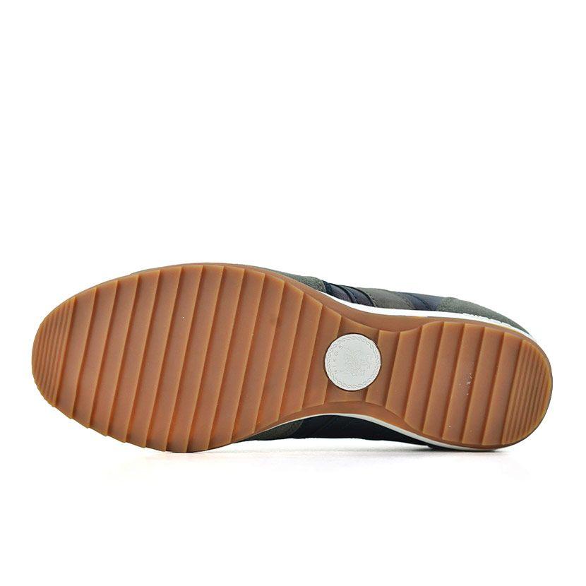 KOS921 Nikos Casual Shoes Navy Dark Grey NKS20 301F V6