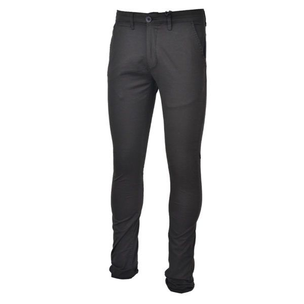 KOS980B Stretch Chino Black NKS20 375B V1