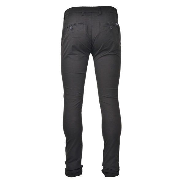 KOS980B Stretch Chino Black NKS20 375B V3