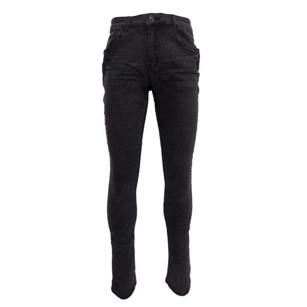 LR297B Skinny Fit Jeans Black LRS20 930B 1 V1