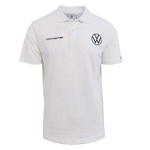 VW136W VW Golfer White VW P002 V1