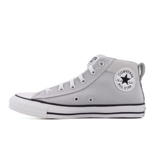 converse all star street mid canvas mens photon dust grey all219pd ba2