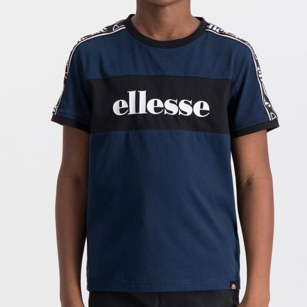 ELL984YDB ELLESSE TAPED TEE ELS20 0166AB Top CR2 4 6
