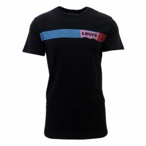 LEV451B LEVIS GRAPHIC TEE BLK 54914 0299