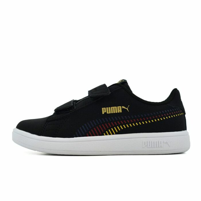 PMA1237KFB Puma Smash V2 Buck Black 38022801 V1