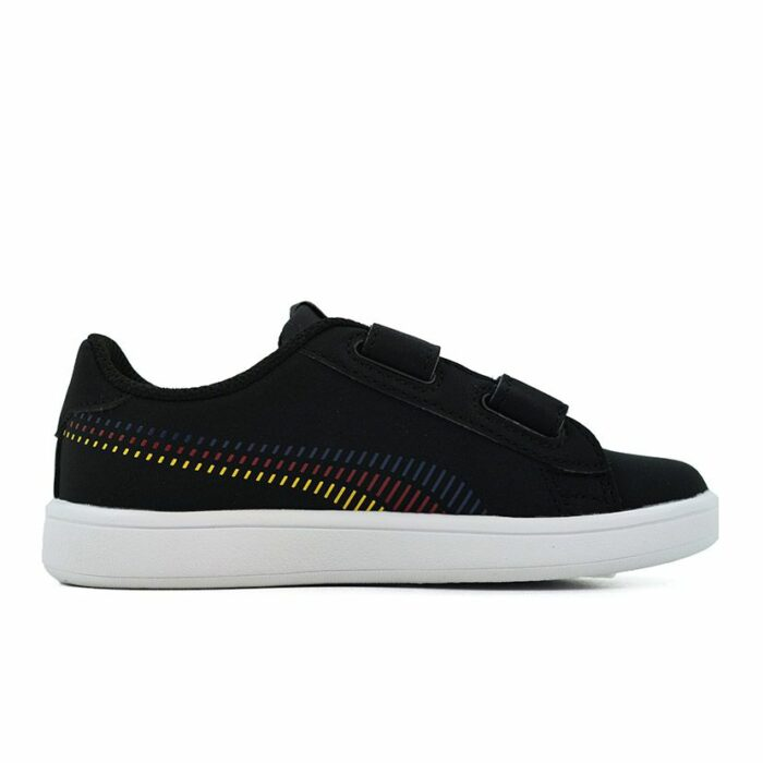 PMA1237KFB Puma Smash V2 Buck Black 38022801 V2