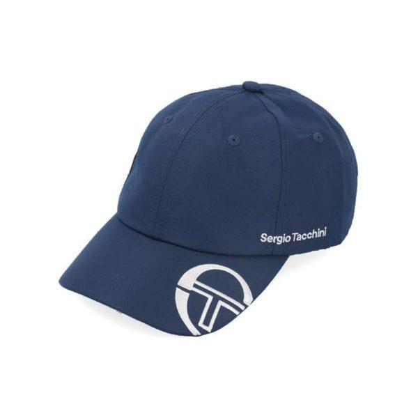 SER24NS SERGIO TACCHINI STS20 043C TECH FABRIC CAP NIGHT SKY 3