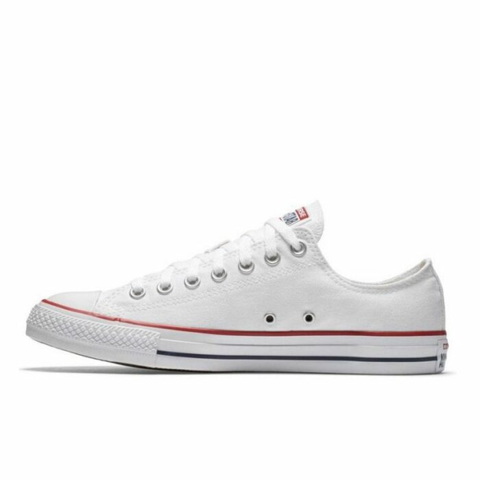 ALL88YW Converse All Star Low Youth M7652 White V1