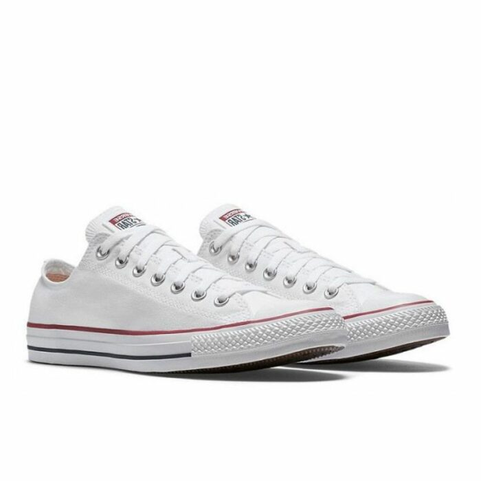 ALL88YW Converse All Star Low Youth M7652 White V3