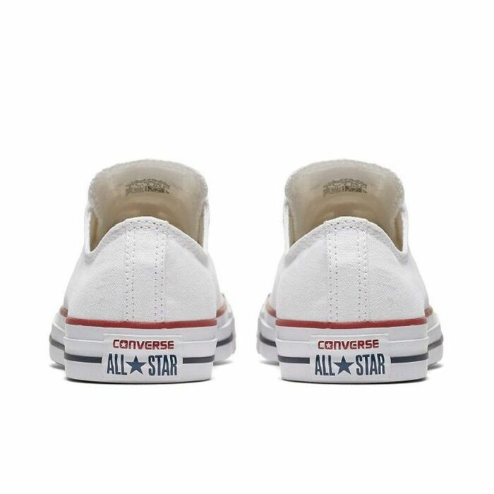 ALL88YW Converse All Star Low Youth M7652 White V5
